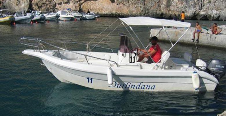 Barca Durlindana Castro