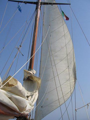 Barca a Vela Salento