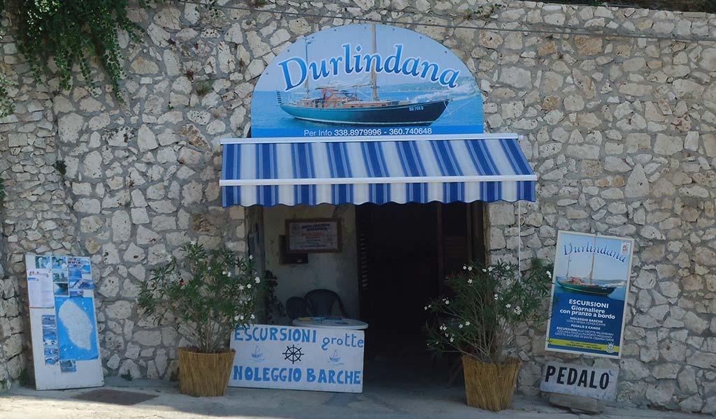 Durlindana - Noleggio Barche - Escursioni in Salento