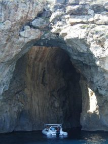 Grotta La Vora