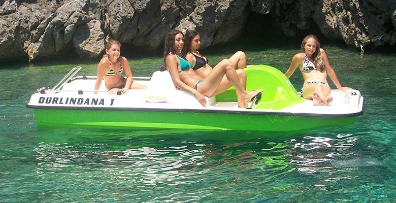 Noleggio Pedalò e Canoe Salento