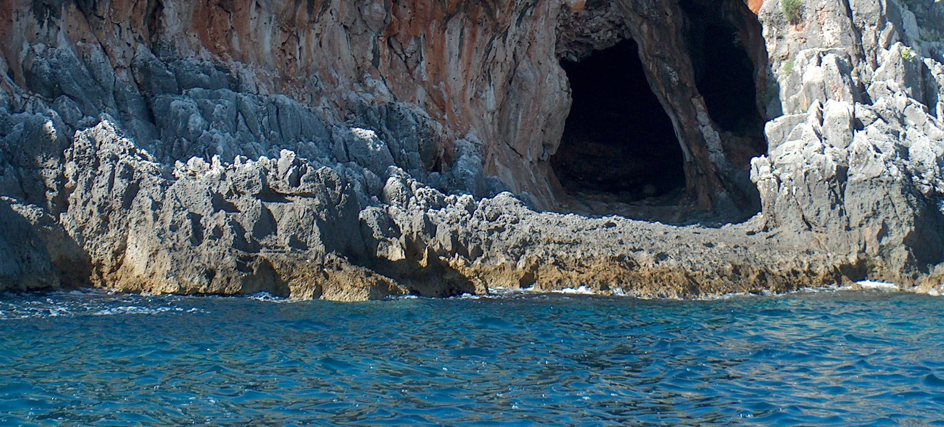Boat Excursions Salento Caves